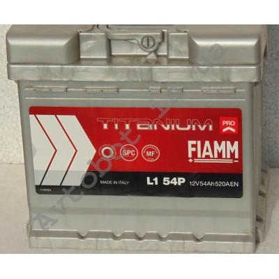 Аккумулятор Fiamm Titanium plus 54ah