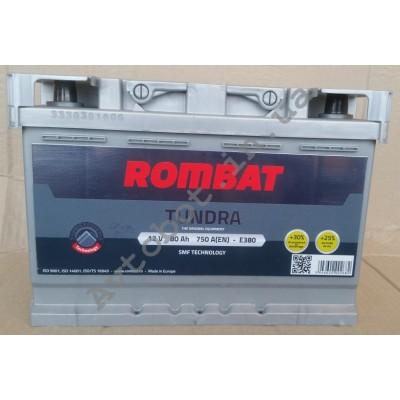 Аккумулятор Rombat tundra 80ah
