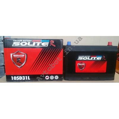 Аккумулятор Solite 100ah азия