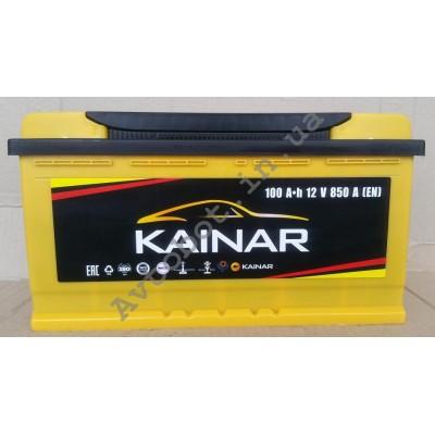Аккумулятор Kainar 100ah