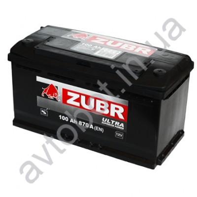 Аккумулятор Zubr Ultra 100аh
