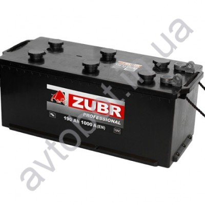 Аккумулятор Zubr Ultra 190аh