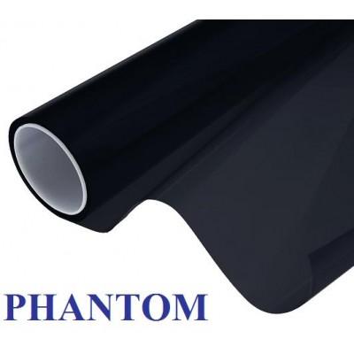 Тонировочная плёнка PHANTOM Black бухтa